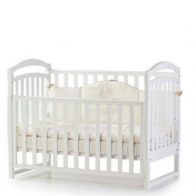 Кровать Соня ЛД6 белая