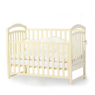 Кровать Соня ЛД6 слон.кость