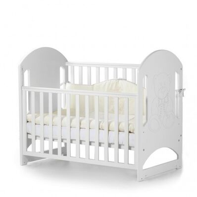 Кровать Соня ЛД8 без ящика белый
