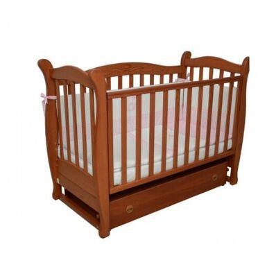 Кровать Соня ЛД15 маятник с ящиком ольха
