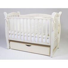 Кровать Соня ЛД15 маятник с ящиком патина