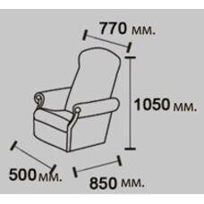 Кресло Оскар 2
