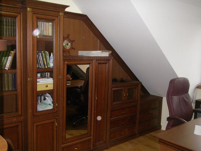 Встроенная мебель по индивидуальным размерам